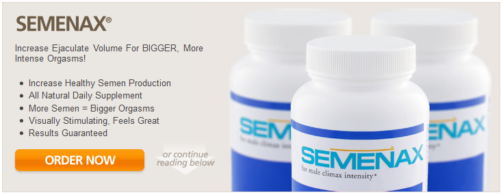 Semenax Review - Best Male Enhancement Supplement anmeldelser