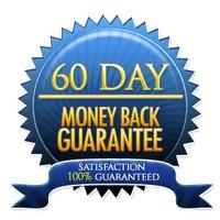 60 napos pénz-visszafizetési garanciát