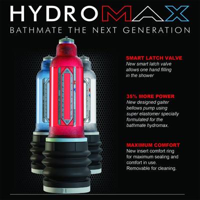 bathmate-Hydromax-de próxima generación