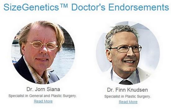sizegenetics-γιατρός-θεώρηση