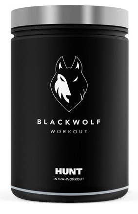 Blackwolf Workout Hunt Review - Kraftfull Intra-Workout Styrka Enhancer?