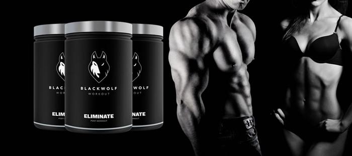 Blackwolf Workout Recenzia: Top Pre workout doplnky pre mužov a ženy!
