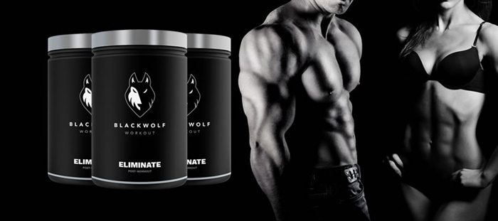 Blackwolf Workout Eliminera - Black Workout recensioner - Hunter och Huntress Packs Workout Supplement
