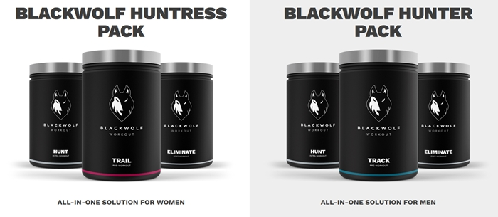 Blackwolf Workout Review: Top Pre workout supplementen voor mannen en vrouwen!