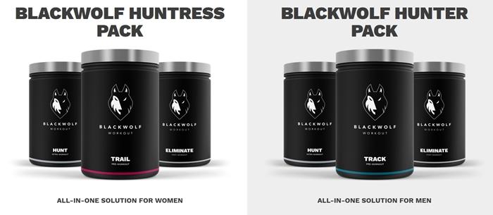 Blackwolf Workout recensione: Top Pre integratori allenamento per uomini e donne!