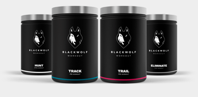 BlackWolf Review - Migliori Pack supplemento di allenamento