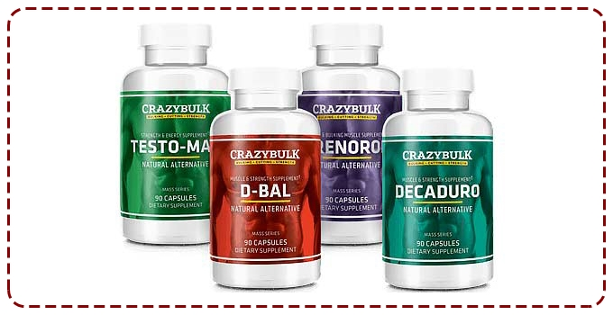 CrazyBulk des Bulking Stack - A Comprehensive Review