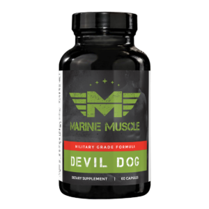 MarineMuscle DevilDog - Legal Anadrol Steroid Muscle Builder?